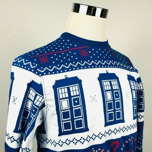 Ripple Junction Doctor Who Ugly Christmas Sweater